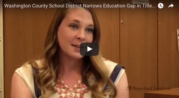 Washington County teacher
